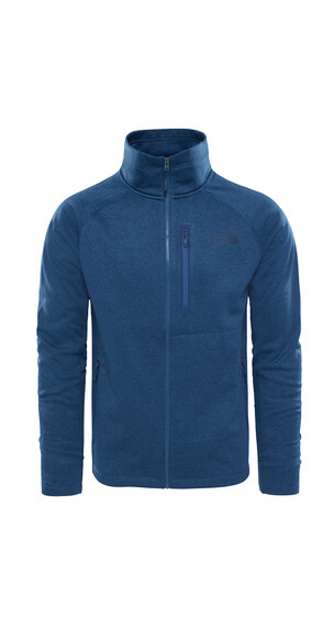 The North Face Canyonlands sweater Heren blauw